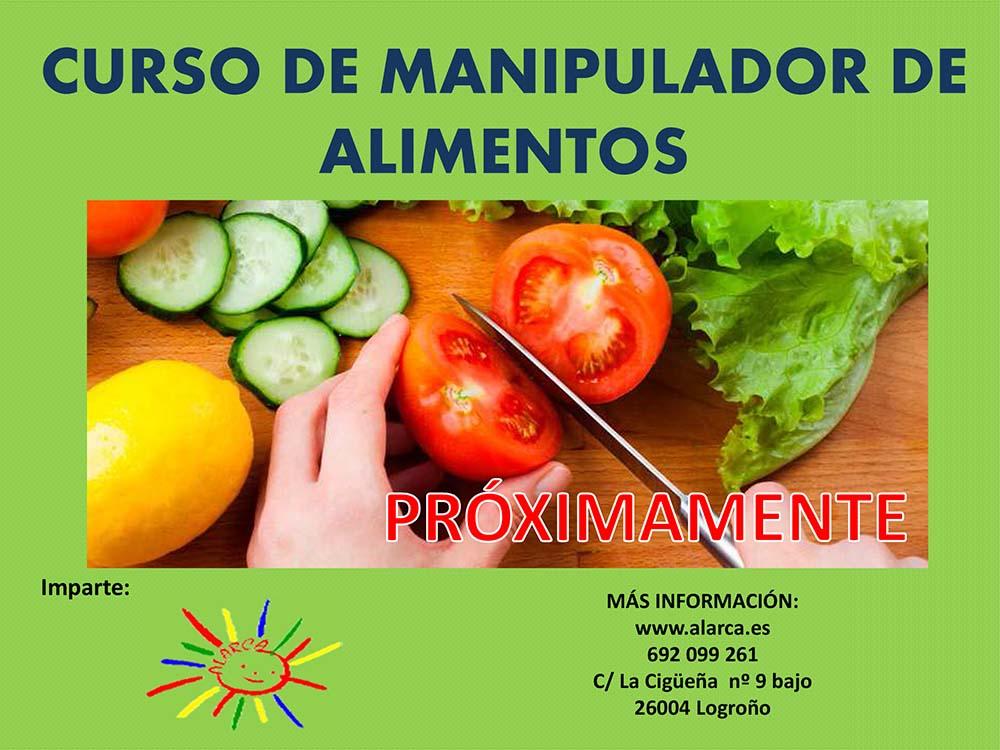Curso manipulador de alimentos 2017 escuela alarca - Www manipulador de alimentos es ...